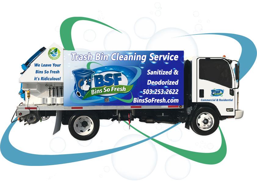 Bins So Fresh Service Truck